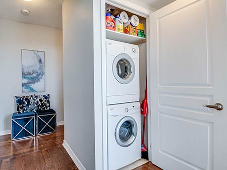 European Style Laundry