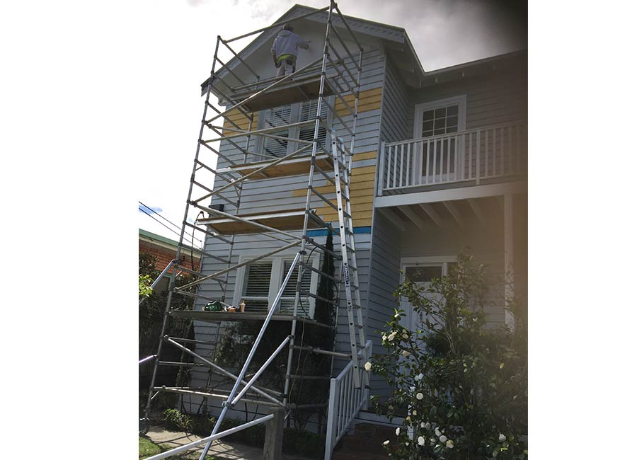 Paint & Weatherboard Replacement 2